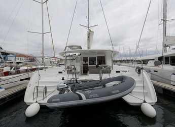 Alquilar catamarán en Marina Mandalina - Lagoon 400 S2 - 4 + 2 cab.
