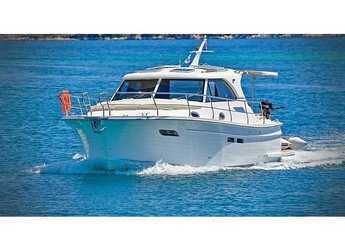 Rent a motorboat in Marina Sukosan (D-Marin Dalmacija) - ADRIANA 36 BT (21)