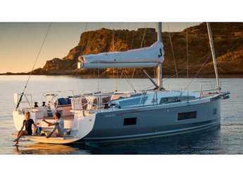 Chartern Sie segelboot in Veruda - Oceanis 46.1 / 3 cabins