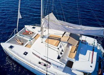 Rent a catamaran in Marina Hramina - Lagoon 450