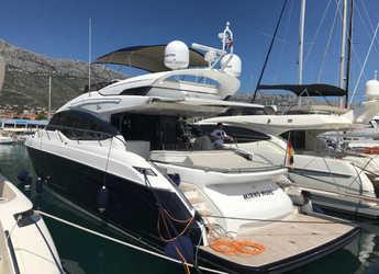 Alquilar yate en Marina Kastela - Princess S65