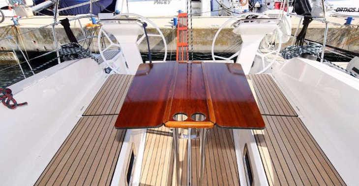 Rent a sailboat in Marine Pirovac - Bavaria Cruiser 41S