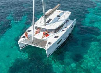 Rent a catamaran in Marine Pirovac - Fountaine Pajot Lucia 40
