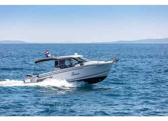 Rent a motorboat in Split (ACI Marina) - Merry Fisher 795