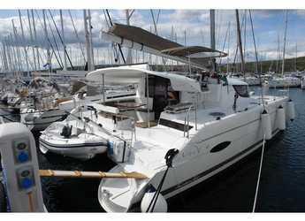 Rent a catamaran in Punat - Lipari 41