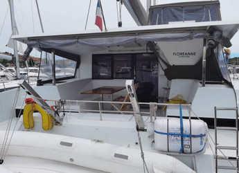 Rent a catamaran in Veruda - Lucia 40