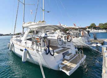 Chartern Sie segelboot in D-Marin Borik - Oceanis 45