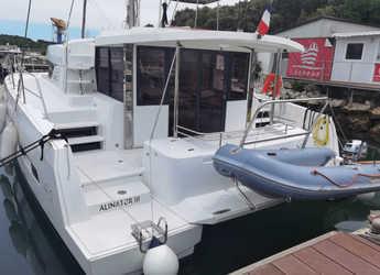 Rent a catamaran in Veruda - Bali 4.1