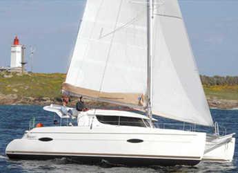 Rent a catamaran in Marina Zadar - Lipari 41/4WC