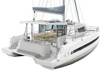 Alquilar catamarán en Paros - Bali 4.1/4WC