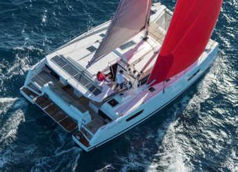 Alquilar catamarán en Paros - Astréa 42 Maestro