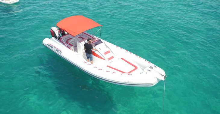 Alquilar barco a motor Sport Line S.900  en Marina Ibiza, Ibiza (ciudad)