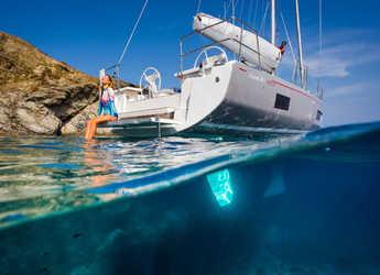 Rent a sailboat in Marina Zadar - Oceanis 46.1