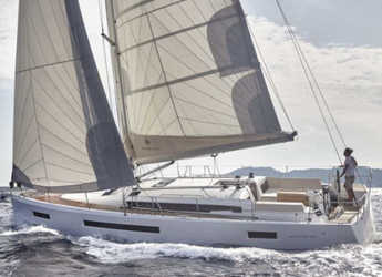 Chartern Sie segelboot in Marina Mandraki - Sun Odyssey 490/ 6cbs