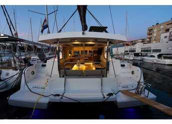 Rent a catamaran in Marina Zadar - Bali Catspace