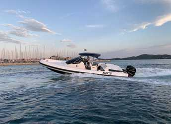 Rent a motorboat in Marina Kornati - Sacs Strider 11 FB