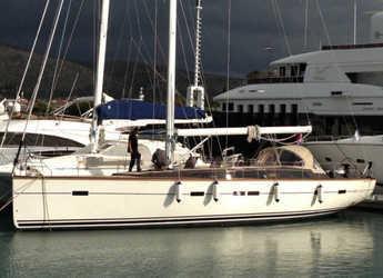 Rent a sailboat in Marina Kremik - Kufner 54