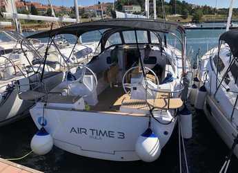 Rent a sailboat in Marina Lošinj - Elan 45 Impression