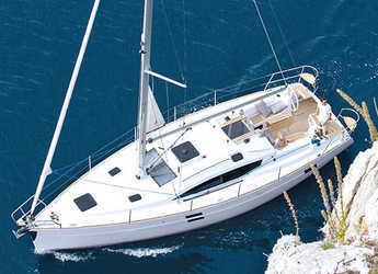 Chartern Sie segelboot in Veruda - Elan 40 Impression