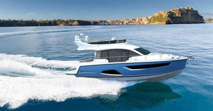 Rent a yacht in Marina Kornati - Sealine F 430