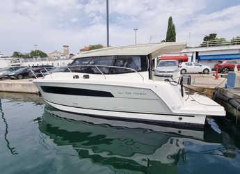 Rent a motorboat in Marina Zadar - Balt 918 Titanium