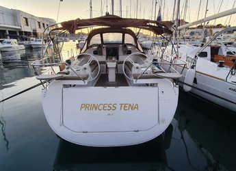 Rent a sailboat in Marina Zadar - Elan Impression 45