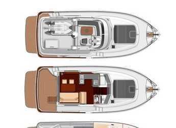 Rent a motorboat in Marine Pirovac - Swift Trawler 34 Fly
