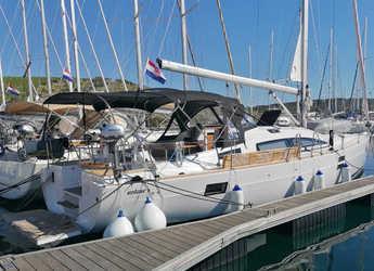 Rent a sailboat in Marina Kremik - Elan Impression 45.1