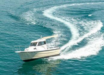 Chartern Sie motorboot in Marina Kremik - Fortis 590C