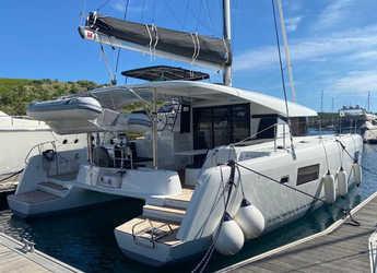 Rent a catamaran in Marina Kremik - Lagoon 42