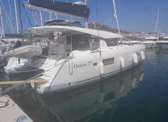 Alquilar catamarán en Yacht kikötő - Tribunj - Lagoon 42
