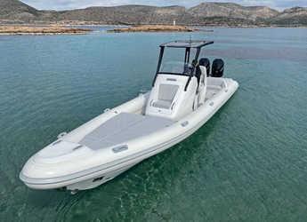 Chartern Sie motorboot in D-Marin Borik - Seafarer 33