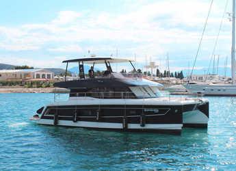 Rent a power catamaran  in Marina Baotić - MY  44
