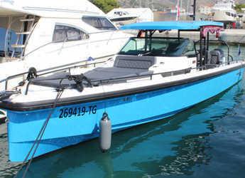 Rent a motorboat in Marina Baotić - Axopar 37  Sun Top