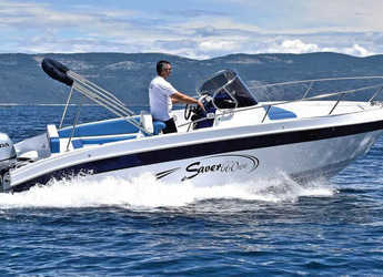 Rent a motorboat in Veruda - Saver 660 WA