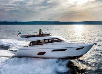 Rent a yacht in Stobreč Port - Ferretti 450