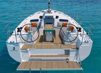 Chartern Sie segelboot in Veruda - Oceanis 40.1