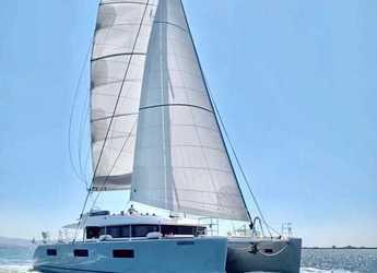 Rent a catamaran in Marina Gouvia - Lagoon 620