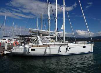 Alquilar velero en Port of Lefkada - Oceanis 48