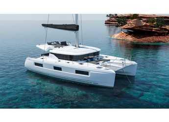 Rent a catamaran in Volos - Lagoon 46
