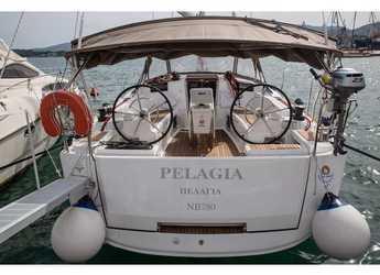 Alquilar velero en Loutraki Harbour - Sun Odyssey 419