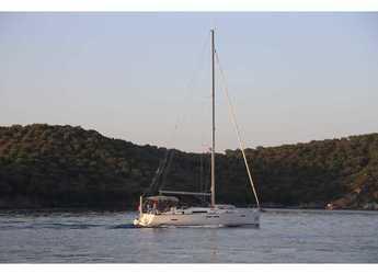 Alquilar velero en Loutraki Harbour - Sun Odyssey 439