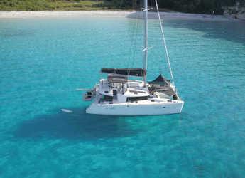 Rent a catamaran in Port of Lefkada - Lagoon 450  Flybridge