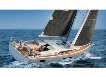 Chartern Sie segelboot in Port of Lefkada - Oceanis 46.1