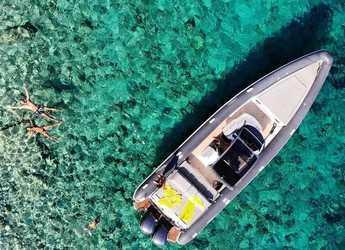 Rent a motorboat in Lefkas Nidri - Scorpion Seafarer 36