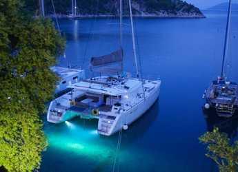 Alquilar catamarán en Paros - Lagoon 450