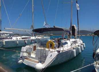 Rent a sailboat in Patras - Oceanis 46