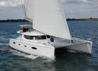 Alquilar catamarán en Port of Lefkada - Salina 48