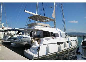 Chartern Sie katamaran in Port of Lefkada - Nautitech 46 Fly