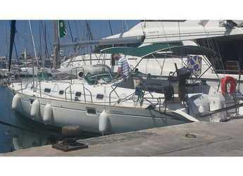 Rent a sailboat in Preveza Marina - Oceanis 461